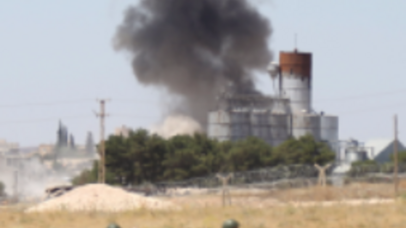 ISIS militants back on deadly offensive