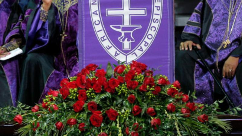 VERBATIM: Obama's eulogizes slain pastor