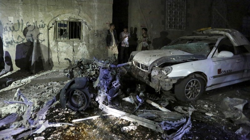 Islamic State claim Yemen bombing