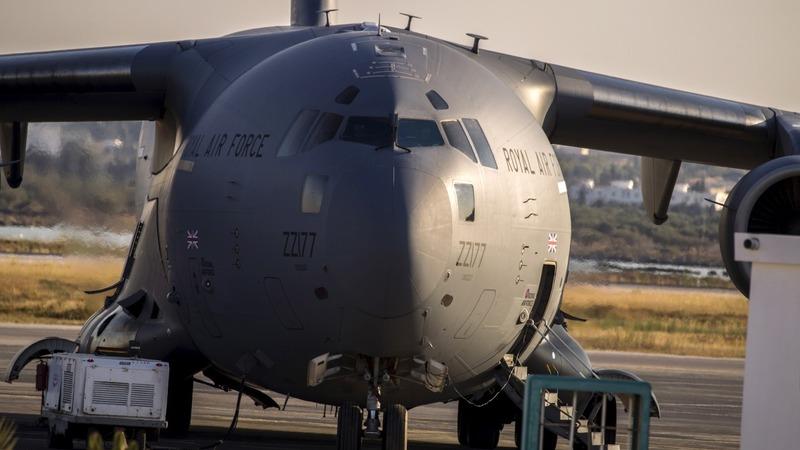 Tunisia's injured Britons flown home