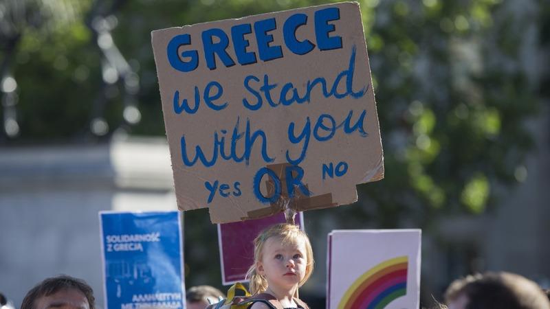 Markets bet Grexit still avoidable