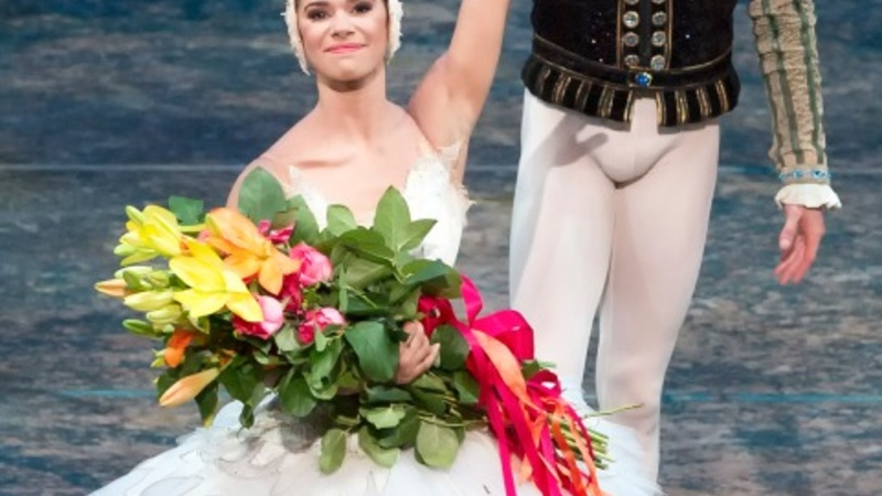 Misty Copeland makes ballet history