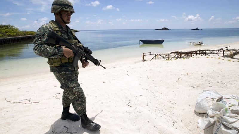 A war of words in the South China Sea