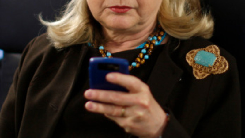 Emails reveal an insecure Hillary Clinton