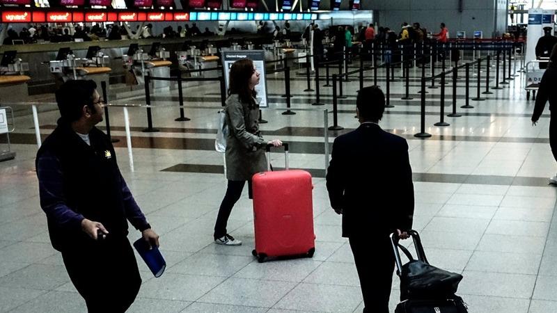 DOJ looking into airline price plot