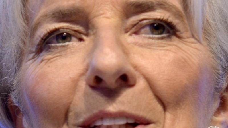 Verbatim: IMF's Lagarde on Greece's default