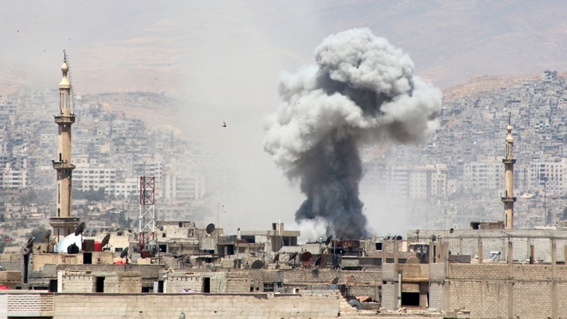 UK government wants Syria air strikes