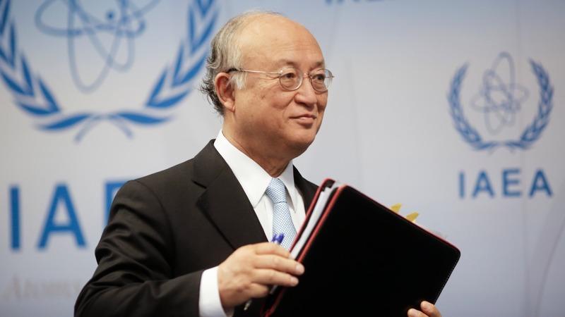 Iran cut nuclear stockpiles amid talks: IAEA
