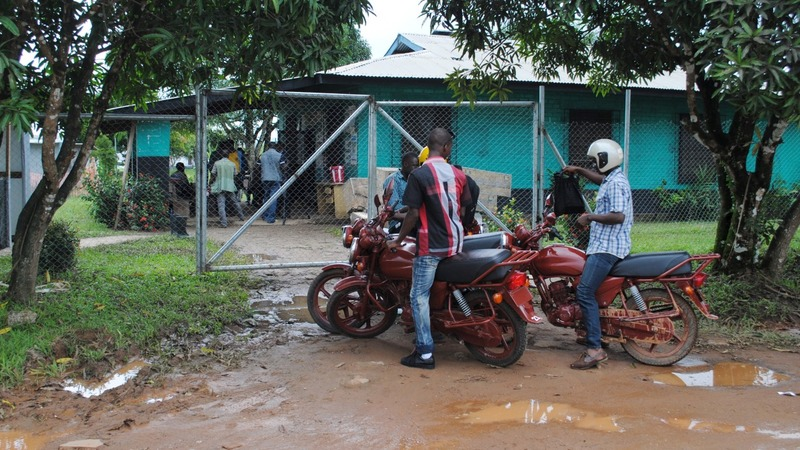 Three infected as Ebola reappears in Liberia
