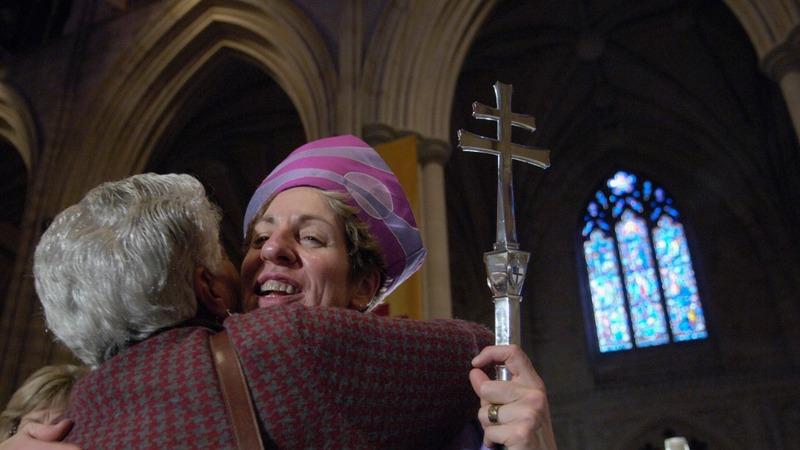 Episcopalian church blesses same-sex marriage