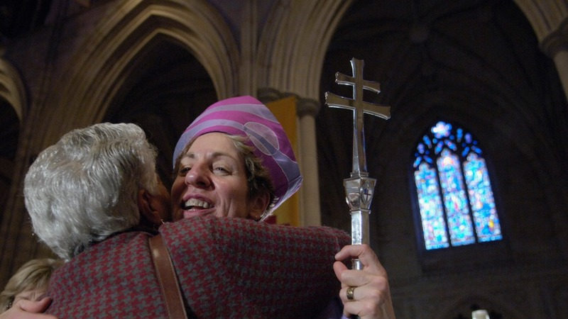 Episcopalian church blesses same-sex marriage