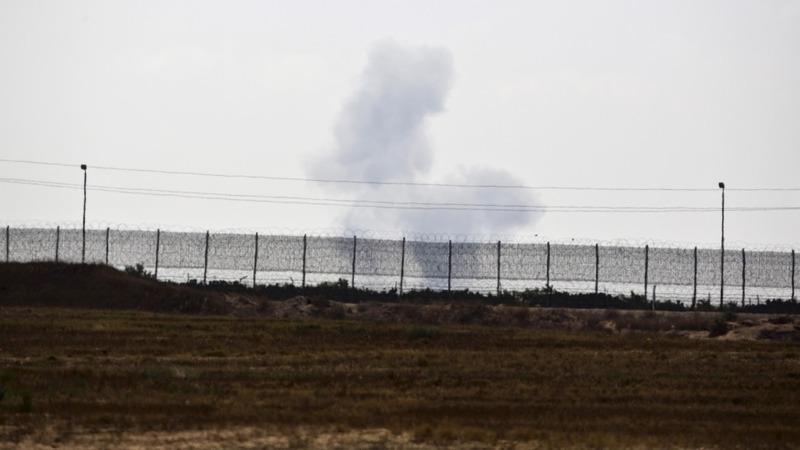 Egypt hits back at Sinai militants, killing 17