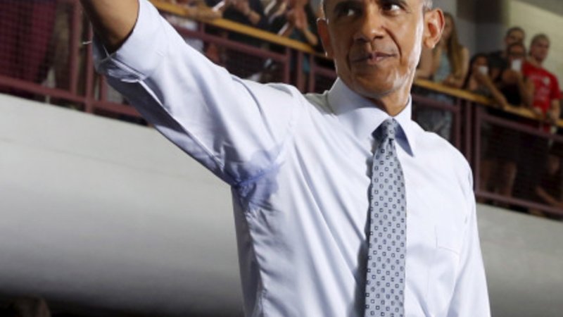 VERBATIM: Obama's jobs report victory lap