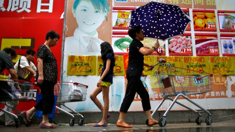 Foreign brands losing out as China goes local