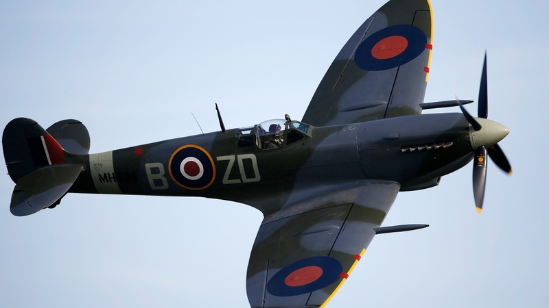 Last of its kind Spitfire on auction in London