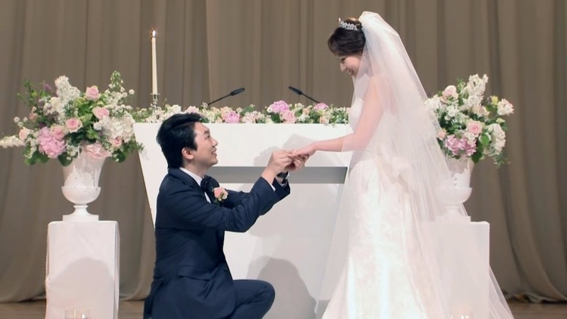 Lush South Korean weddings lose their lustre