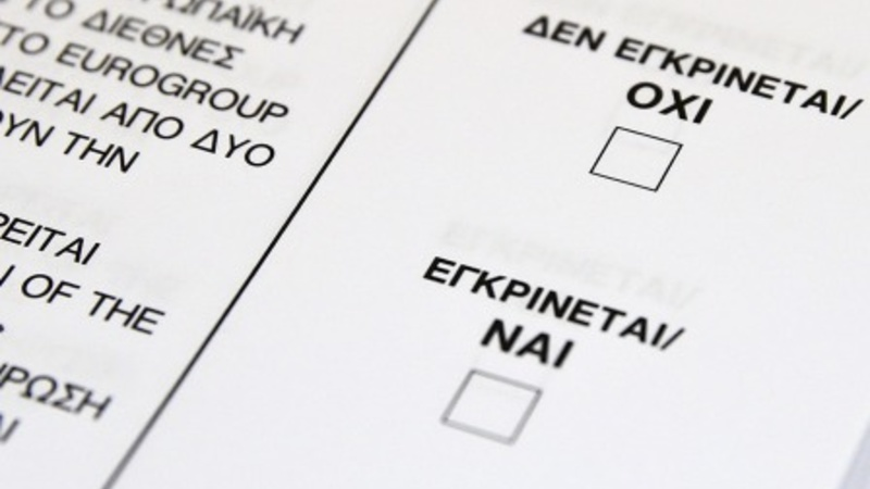 Greece weighs up options ahead of crucial vote