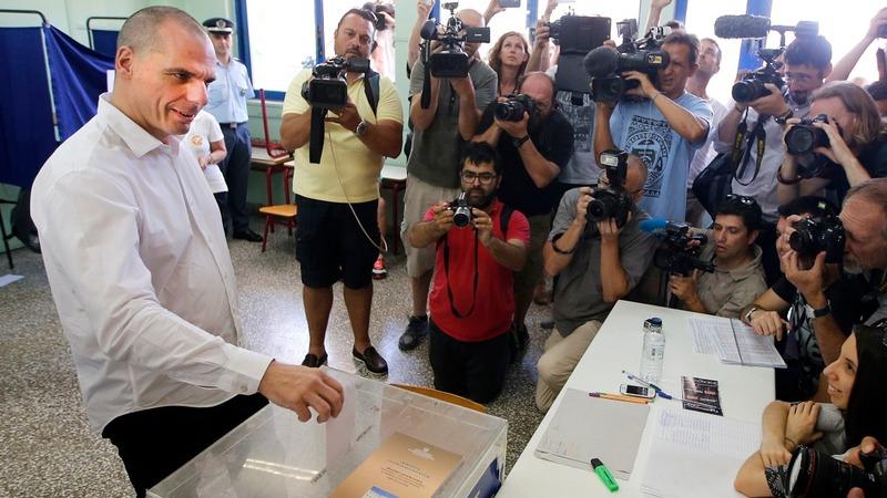 Varoufakis accuses creditors of terrorism