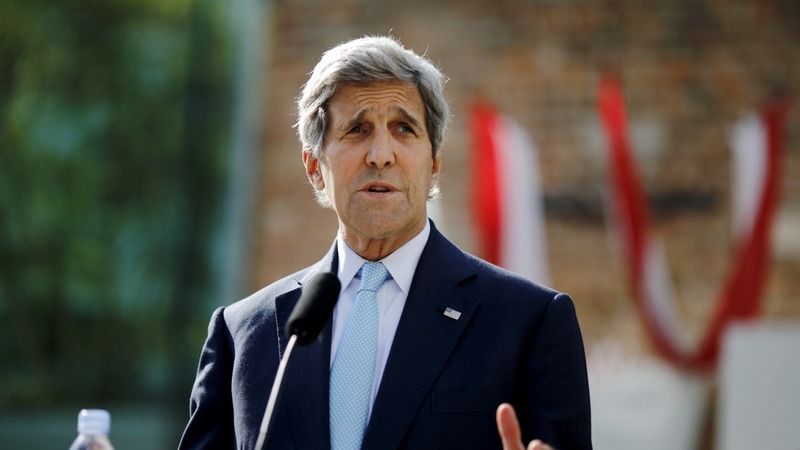 "Kerry says Iran talks ""could go either way"""