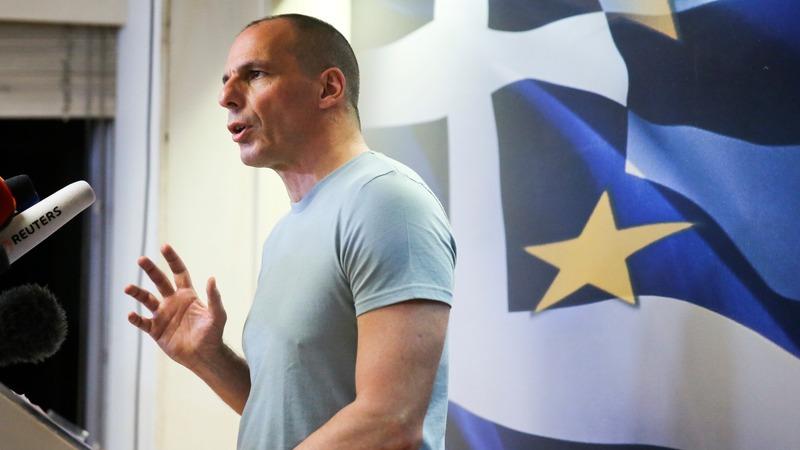 Greek finance minister steps down