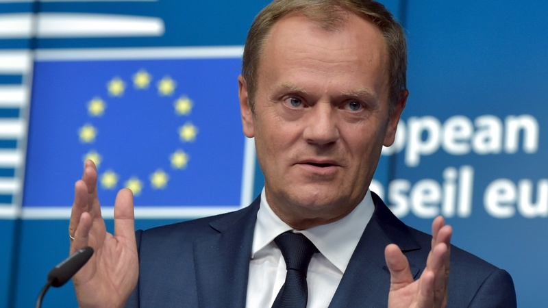 VERBATIM: Tusk on Grexit deadline