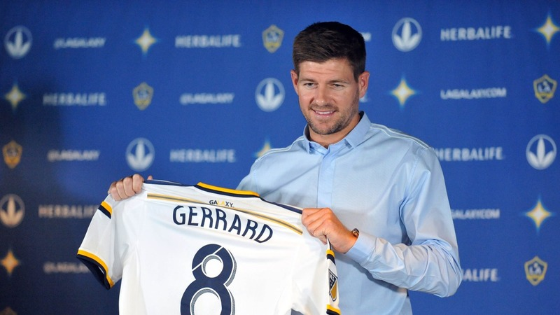 VERBATIM: Gerrard kicks off at LA Galaxy