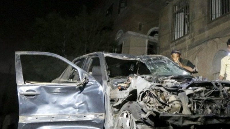 Deadly car bombs hit Yemen