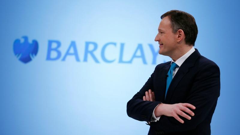 Barclays CEO Antony Jenkins fired