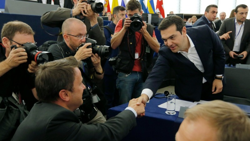 Tsipras pleads for fair deal for Greece
