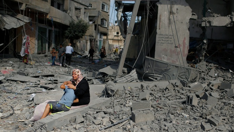 An uneasy future 12 months after Gaza war
