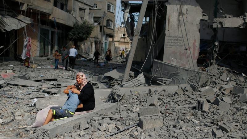 An uneasy future 12 months after Gaza war