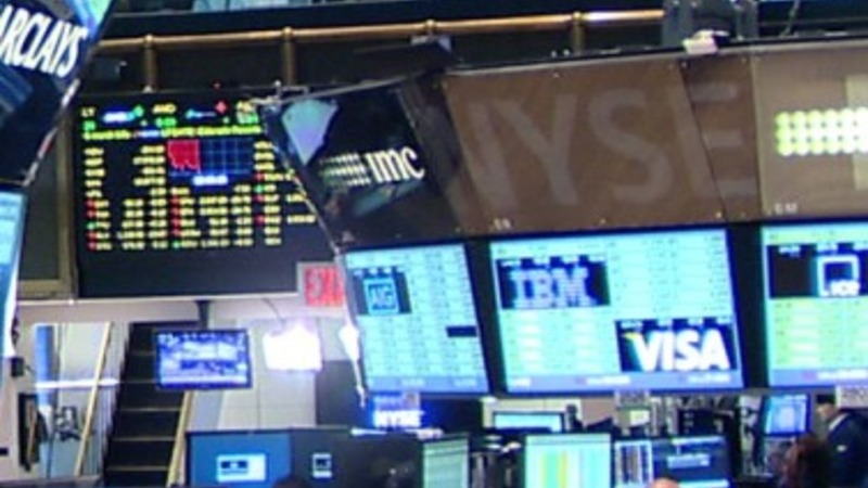 NYSE hit with trading halt