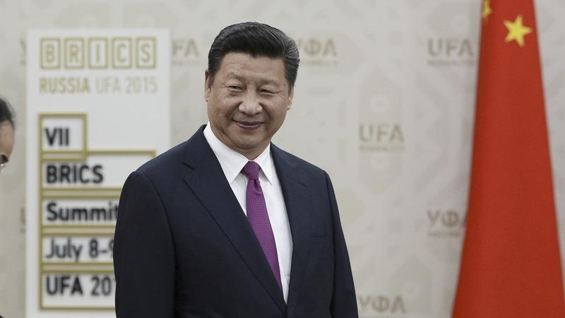 China's leaders silent on market turmoil