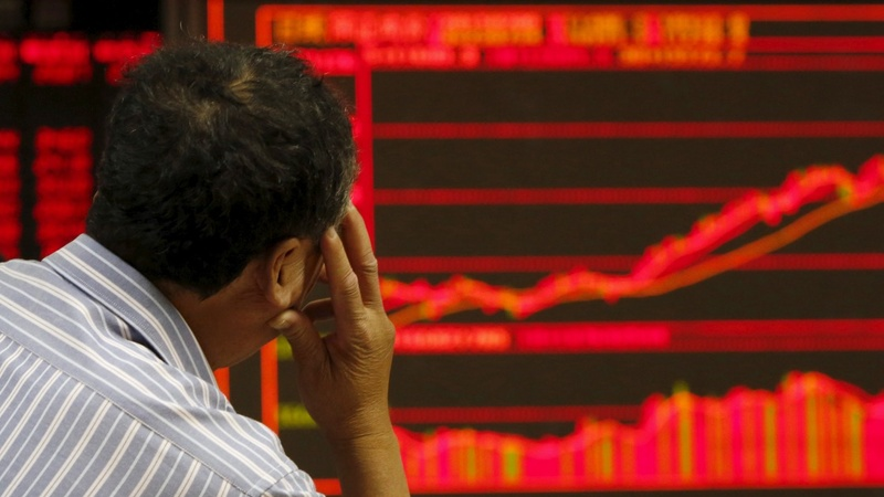 China bans stock sales from big shareholders
