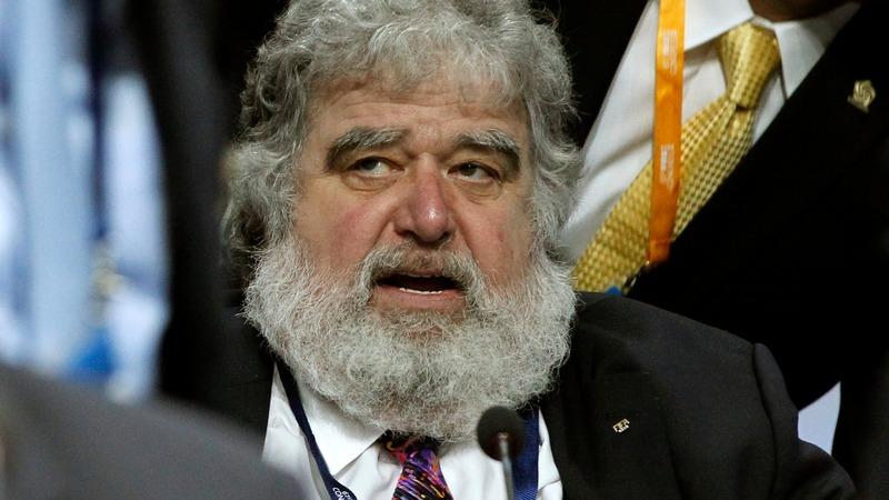 Corrupt FIFA exec Blazer gets lifetime ban