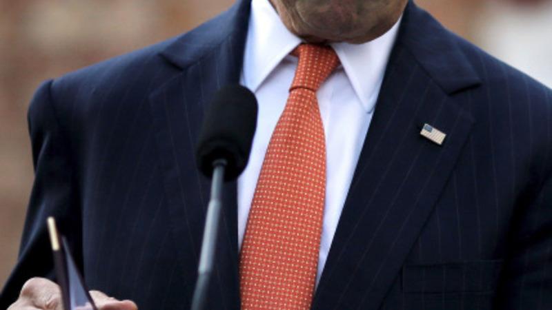 VERBATIM: Kerry won't 'rush' deal with Iran