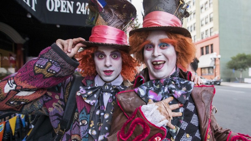IN PICTURES: Cosplay fans gather for Comic-Con