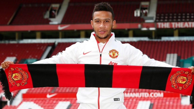 VERBATIM: Man-U's latest striker speaks