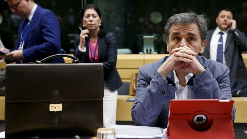 """VERBATIM: Greece talks stumble on """"trust"""""""