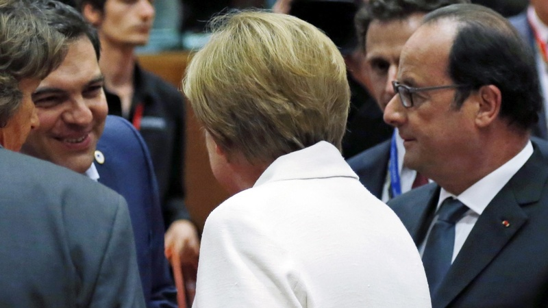 Eurozone leaders agree Greece deal