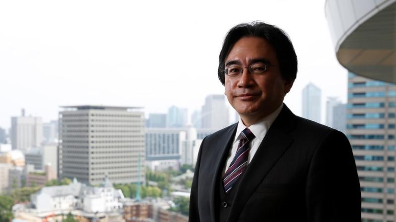 Nintendo CEO Satoru Iwata dies at 55