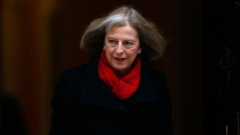 VERBATIM: Theresa May on Calais 'secure zone'