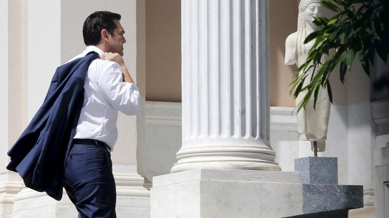 IMF calls for Greece debt relief