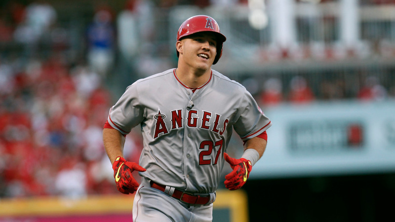 Trout leads NL rout in All-Star game
