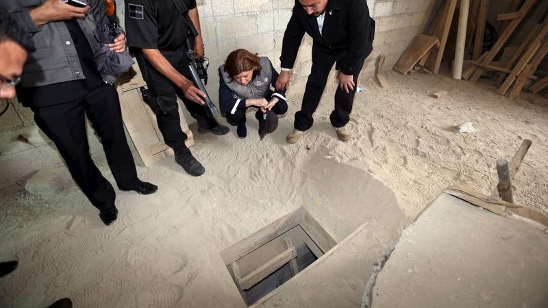 Guzman escape exposes systemic corruption
