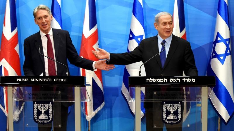 VERBATIM: UK and Israel spar over Iran deal
