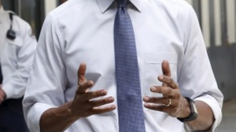 VERBATIM: Obama on reforming justice system