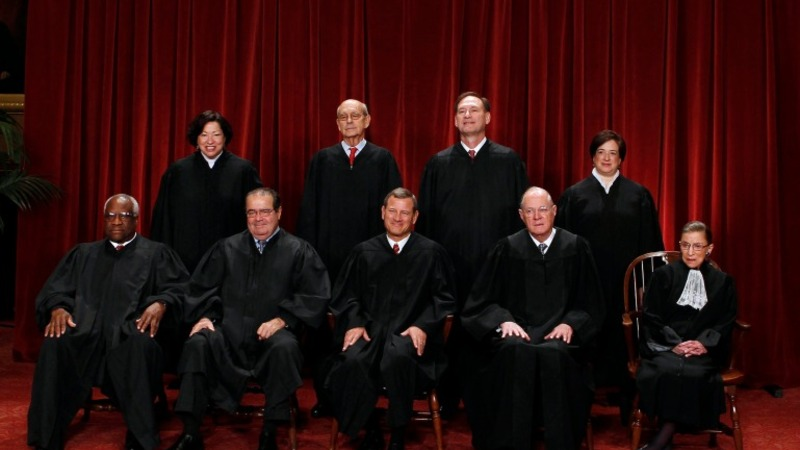 SCOTUS judges shouldn't have life terms: poll