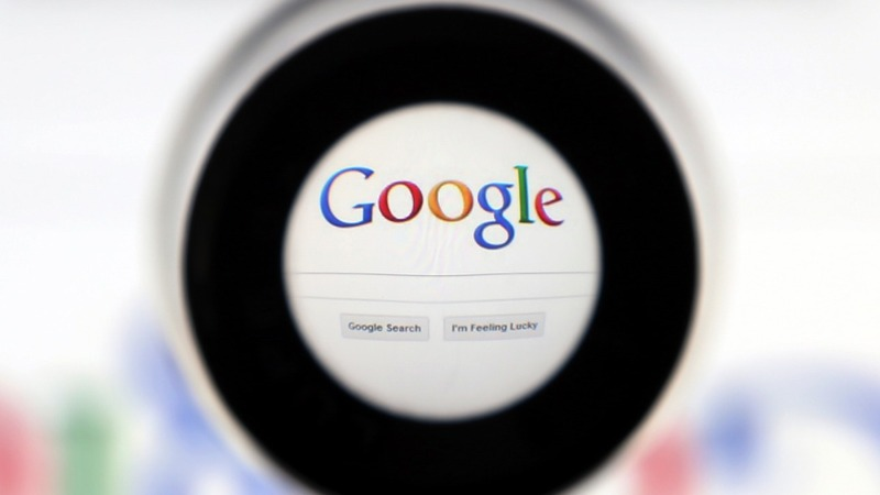 Google leads a party on the Nasdaq