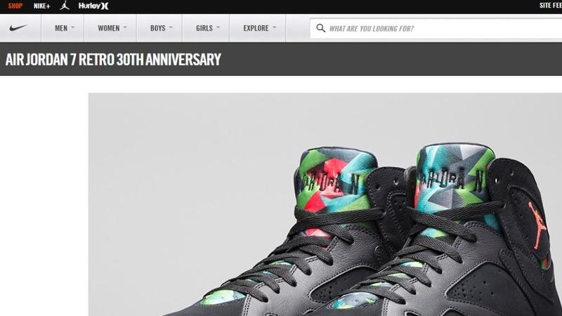 The latest Air Jordans create a craze